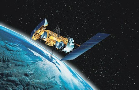 the NOAA Polar Orbiting Environemtal Satellite (POES) satellites monitor weather patterns over the entire Earth approximately every 12 hours